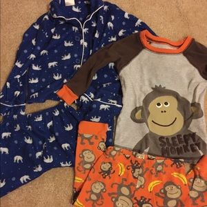 Other - 4 piece 18 Month pajama bundle